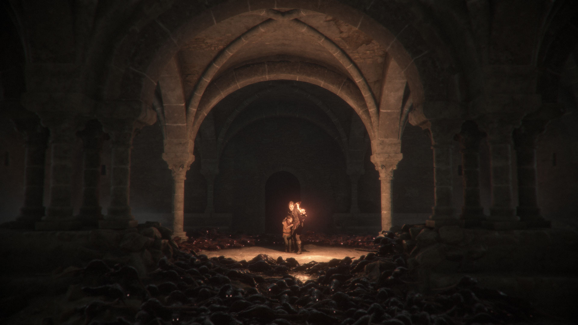 Inside the catacombs of A Plague Tale: Innocence