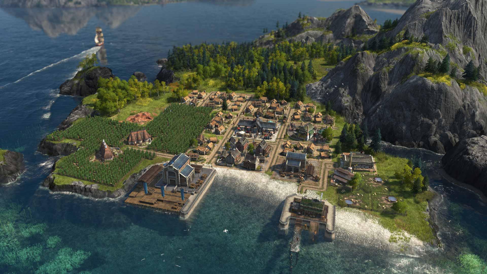 Anno 1800 Colony