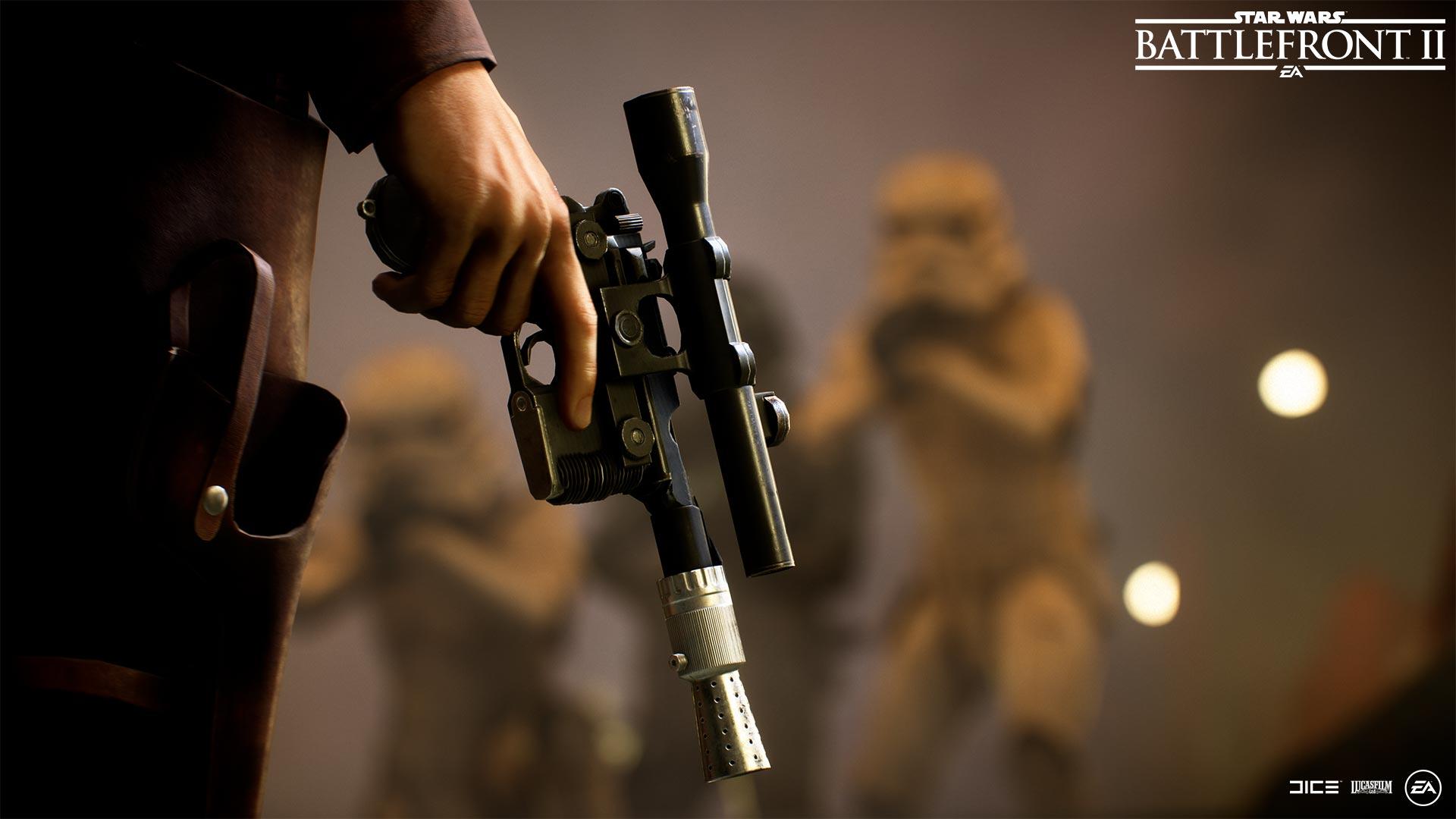 Han Solo's Blaster.