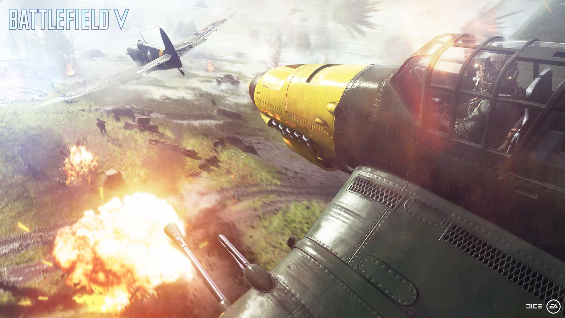 Battlefield V Press Image