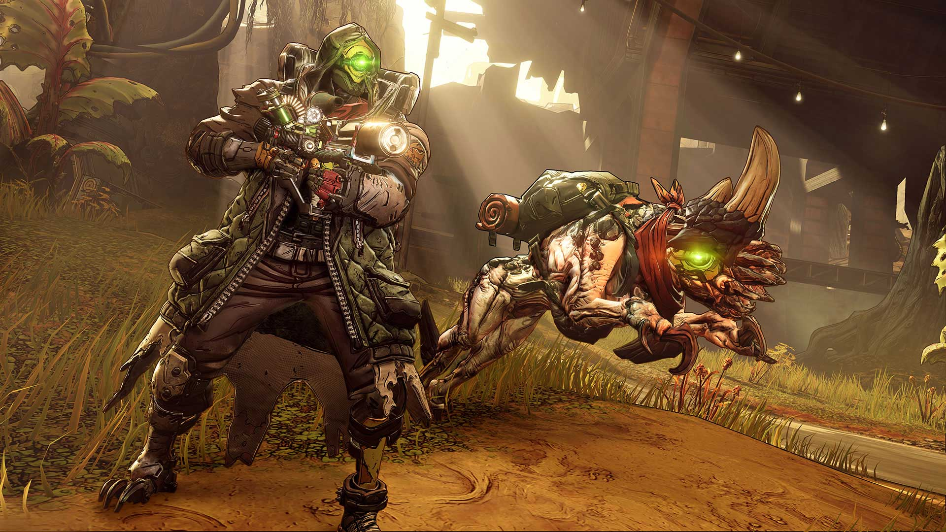 Borderlands 3 character guide: FL4K - The Beastmaster