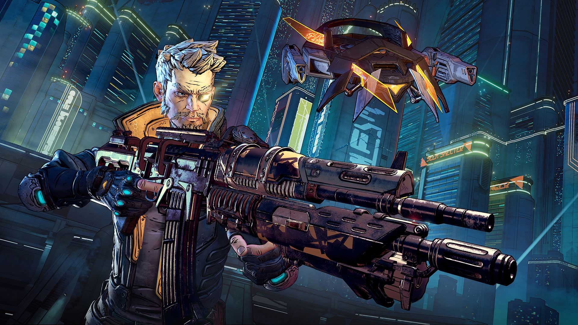 Borderlands 3 character guide: Zane - The Operative