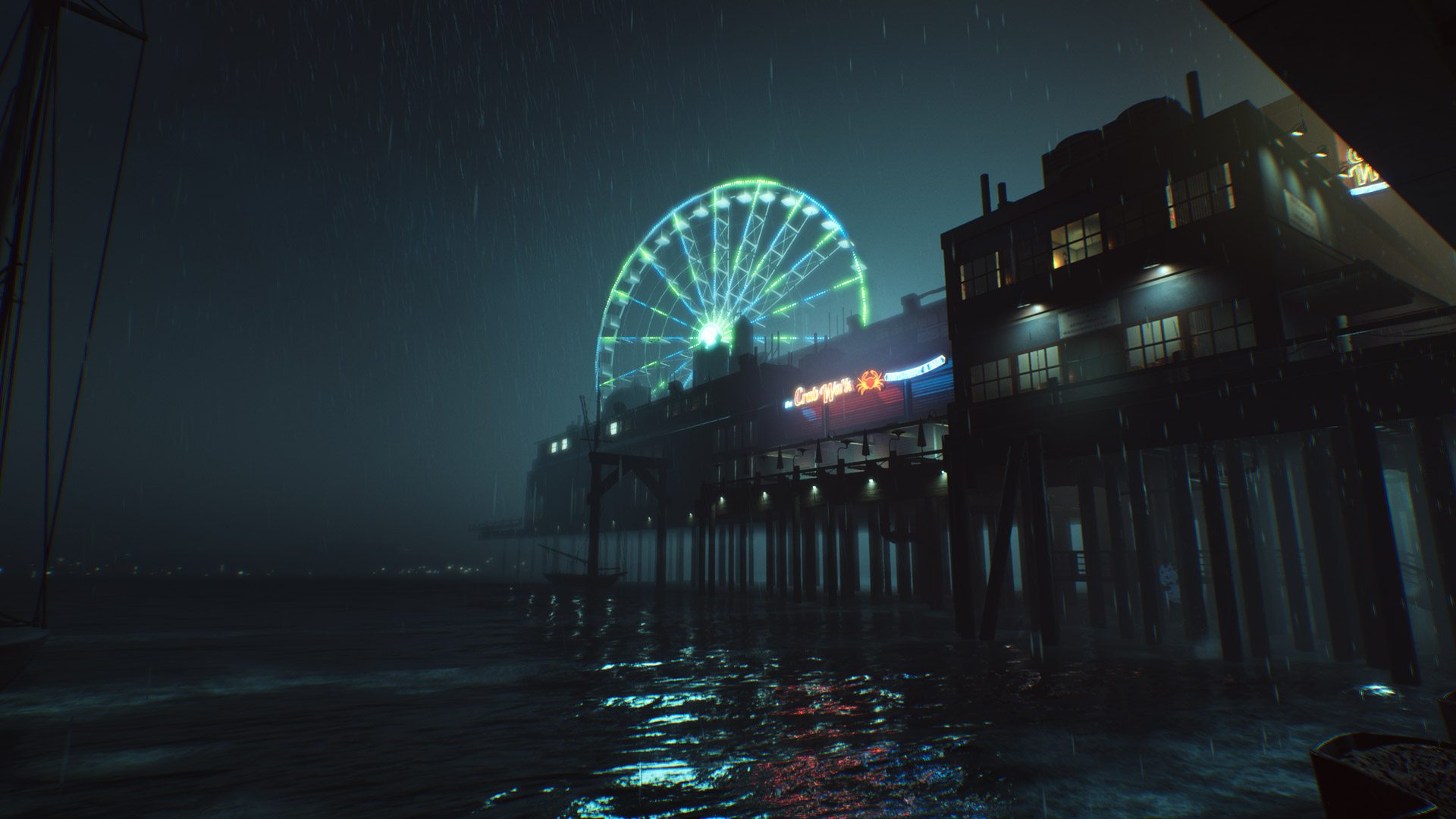 Vampire: The Masquerade - Bloodlines 2 Seattle