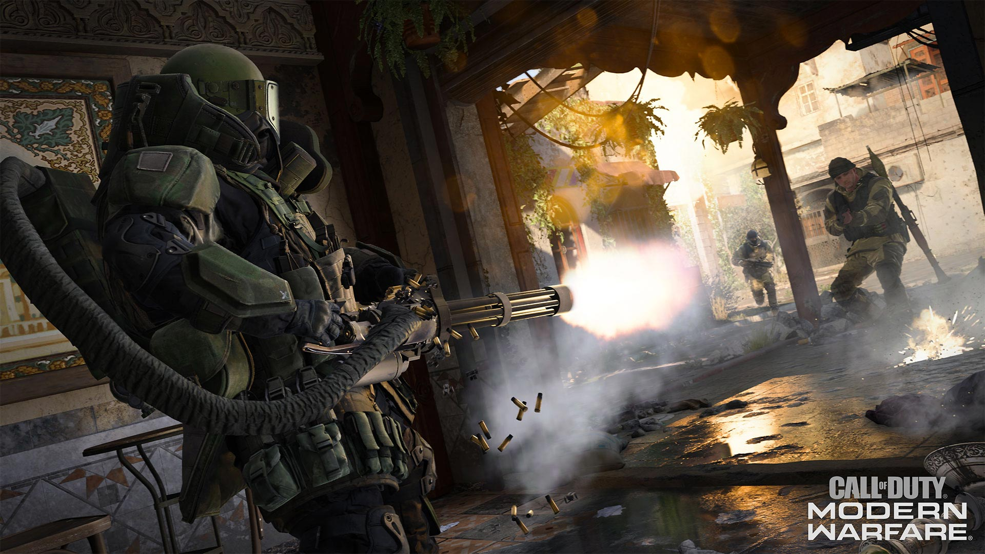 Call of Duty: Modern Warfare juggernaut