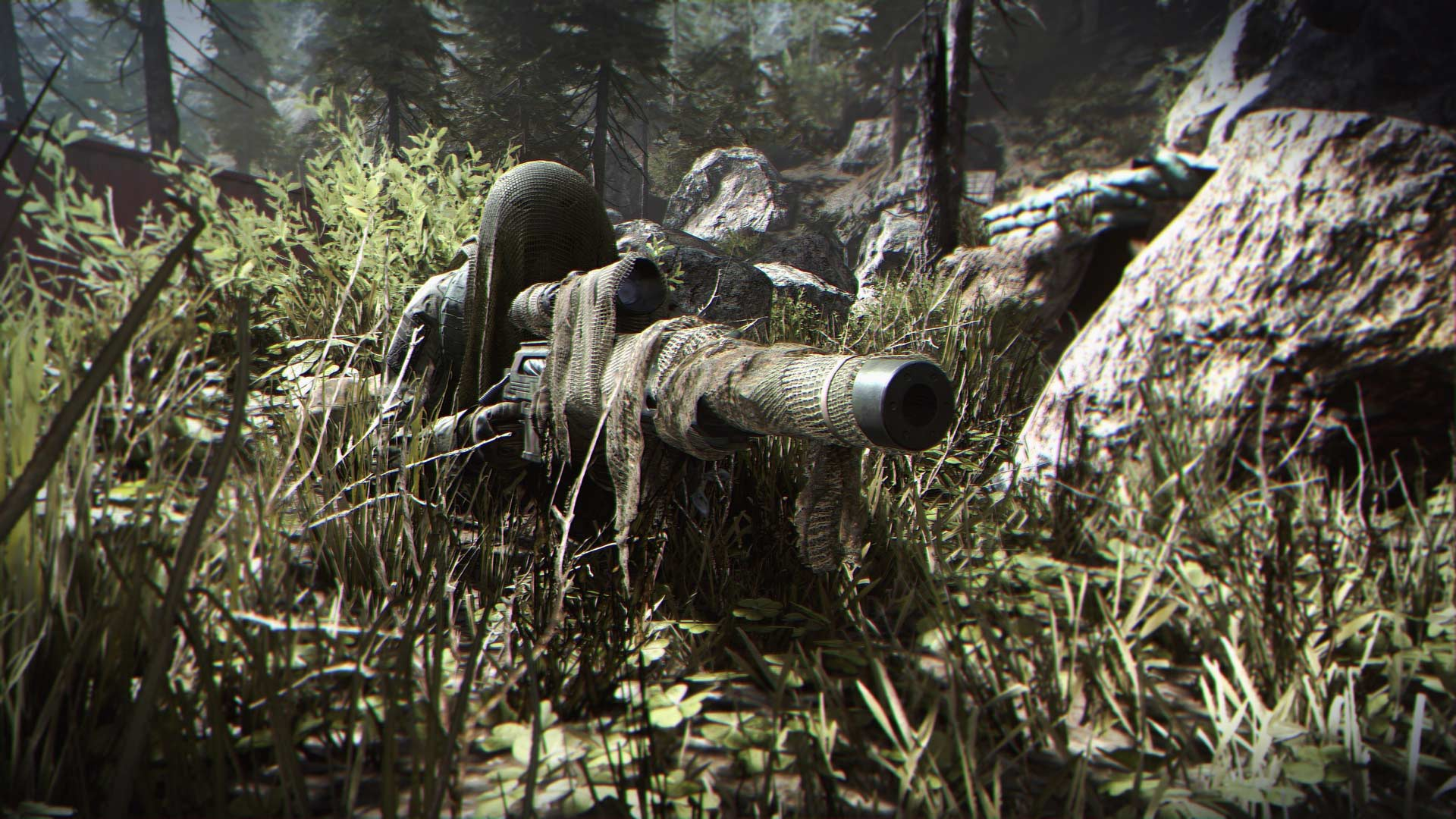 Call of Duty: Modern Warfare Sniper