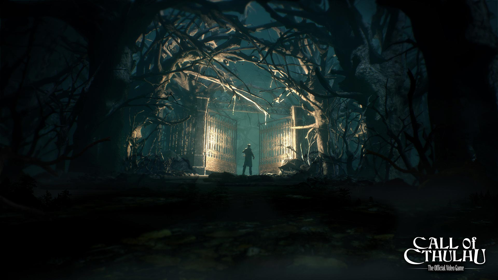 Call of Cthulhu: Exploring Darkwater