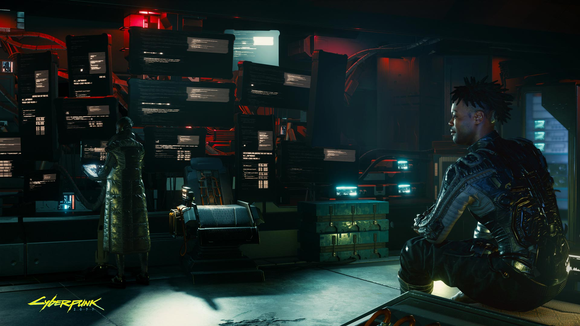 Cyberpunk 2077 Multiplayer Screenshot