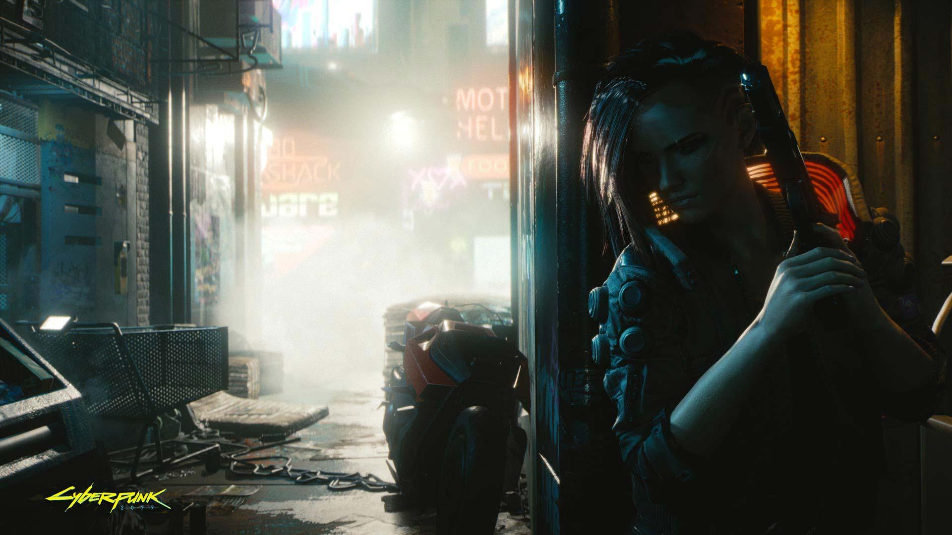 Cyberpunk 2077 Corner