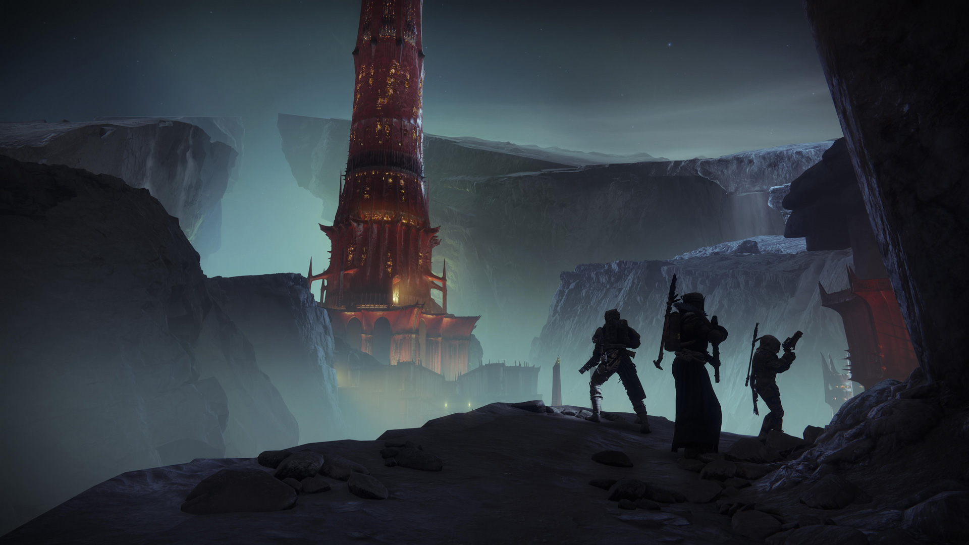 Destiny 2: Shadowkeep Moon