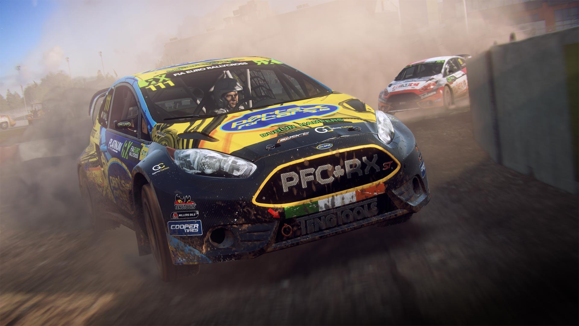 DiRT Rally 2.0 Ford Fiesta