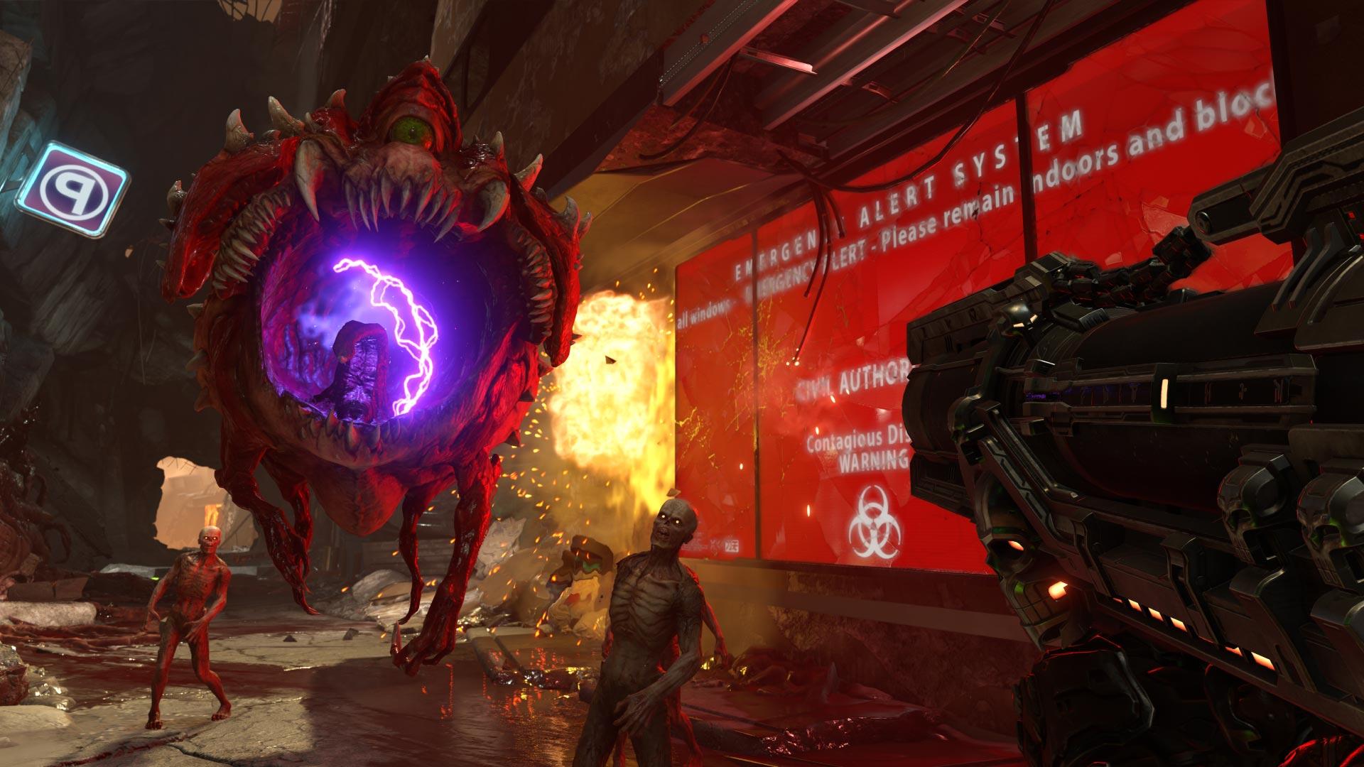 Doom: Eternal Fight