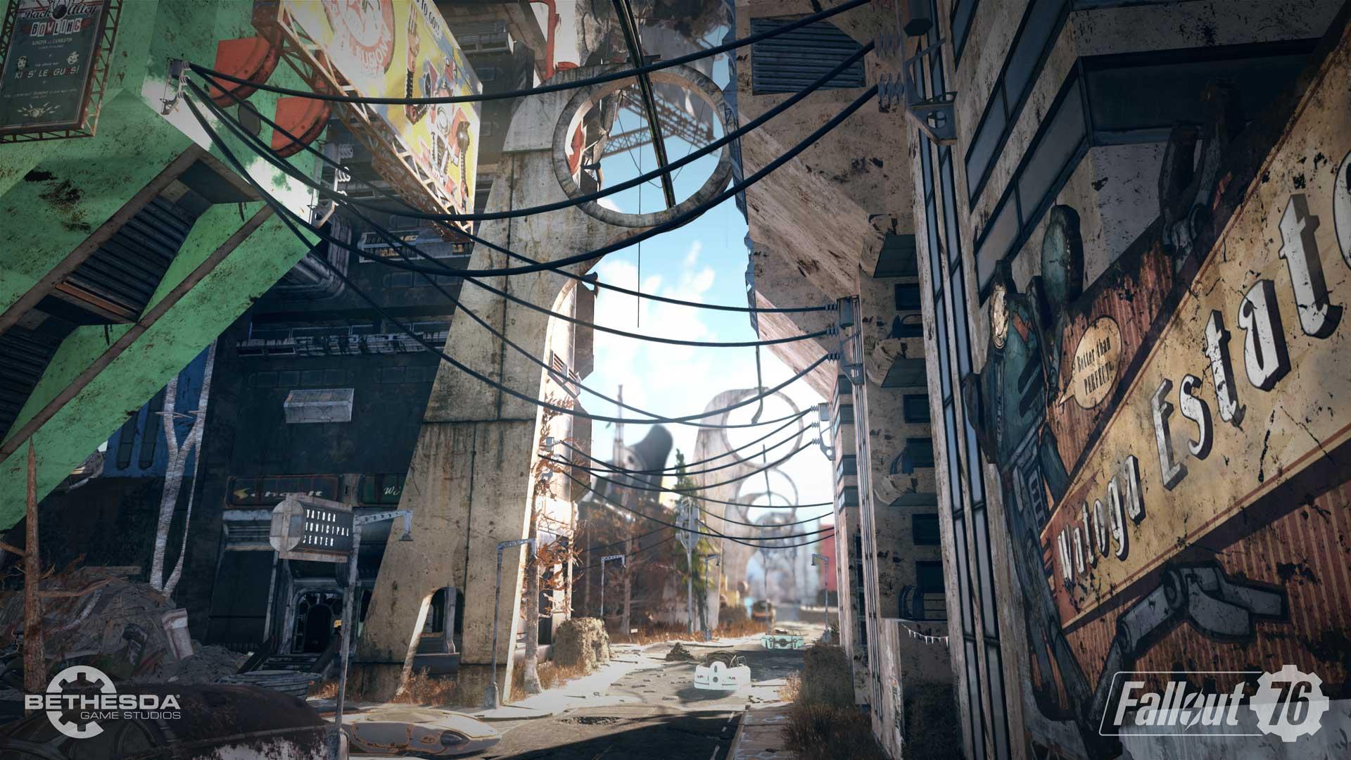 Fallout 76 landscape