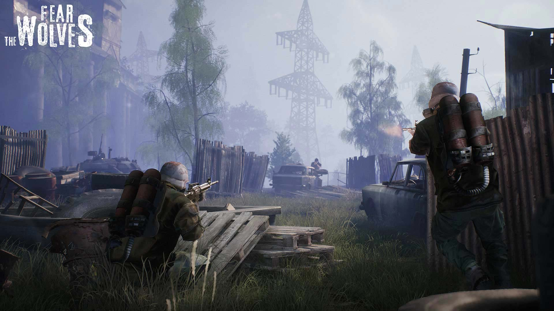 Fear the Wolves screenshot
