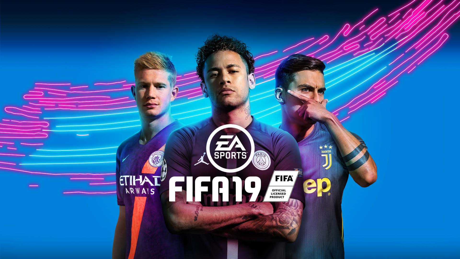 Fifa 19 updated cover