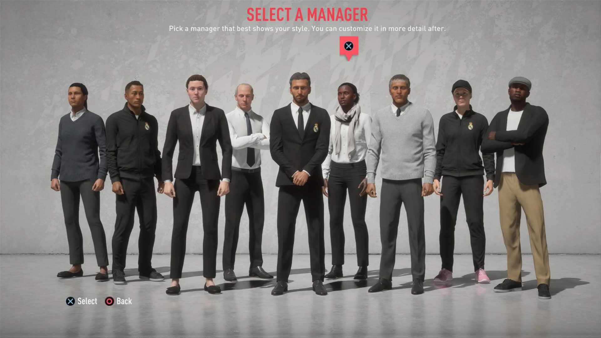 Fifa 20 Carrer Coaches