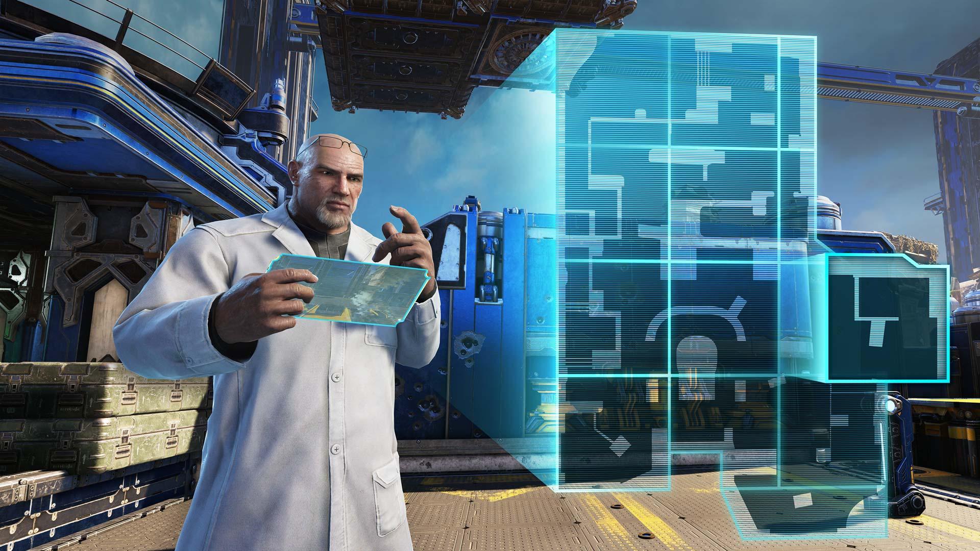 Gears of War 5: Map Builder