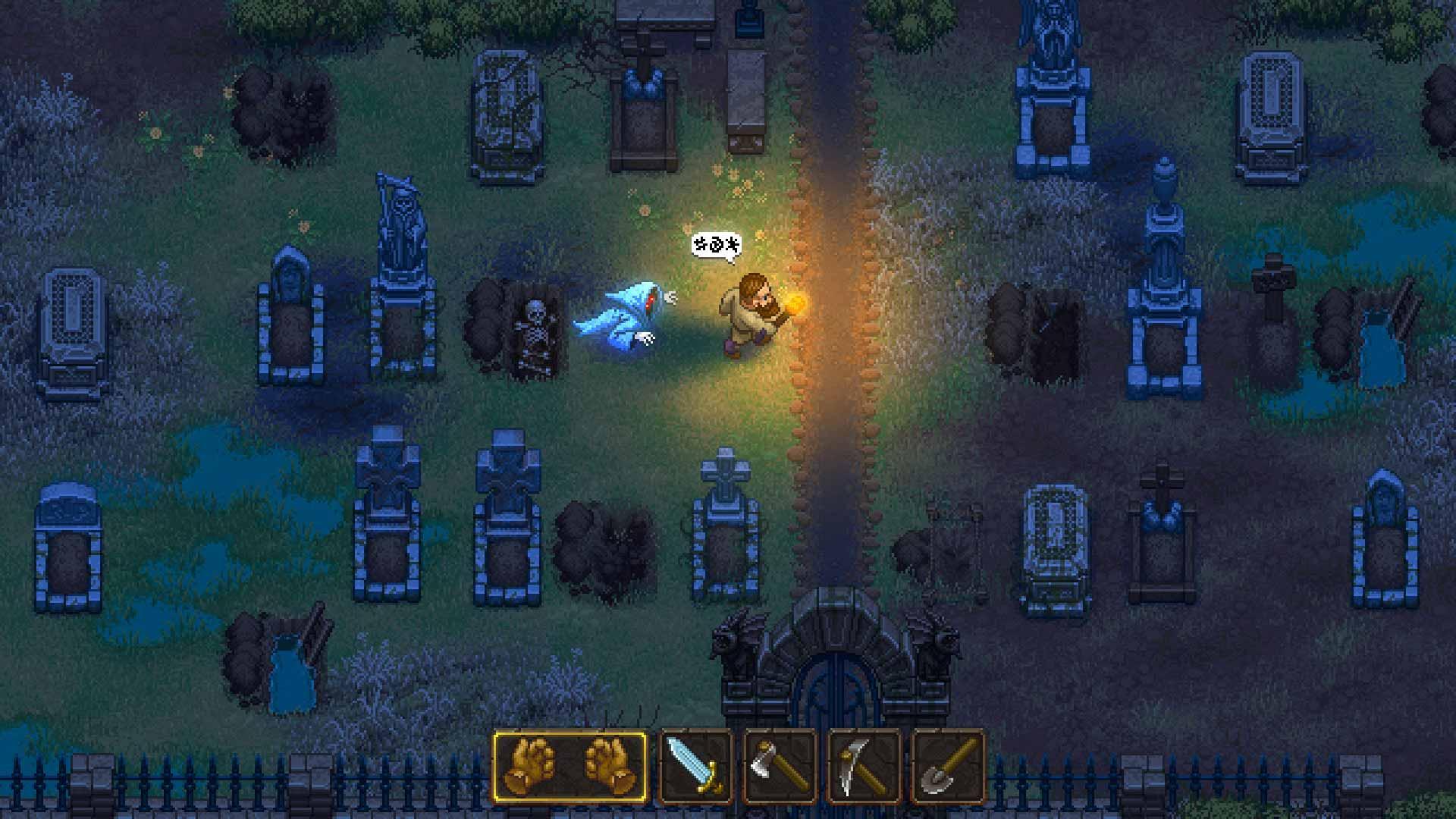 Graveyard Keeper 2