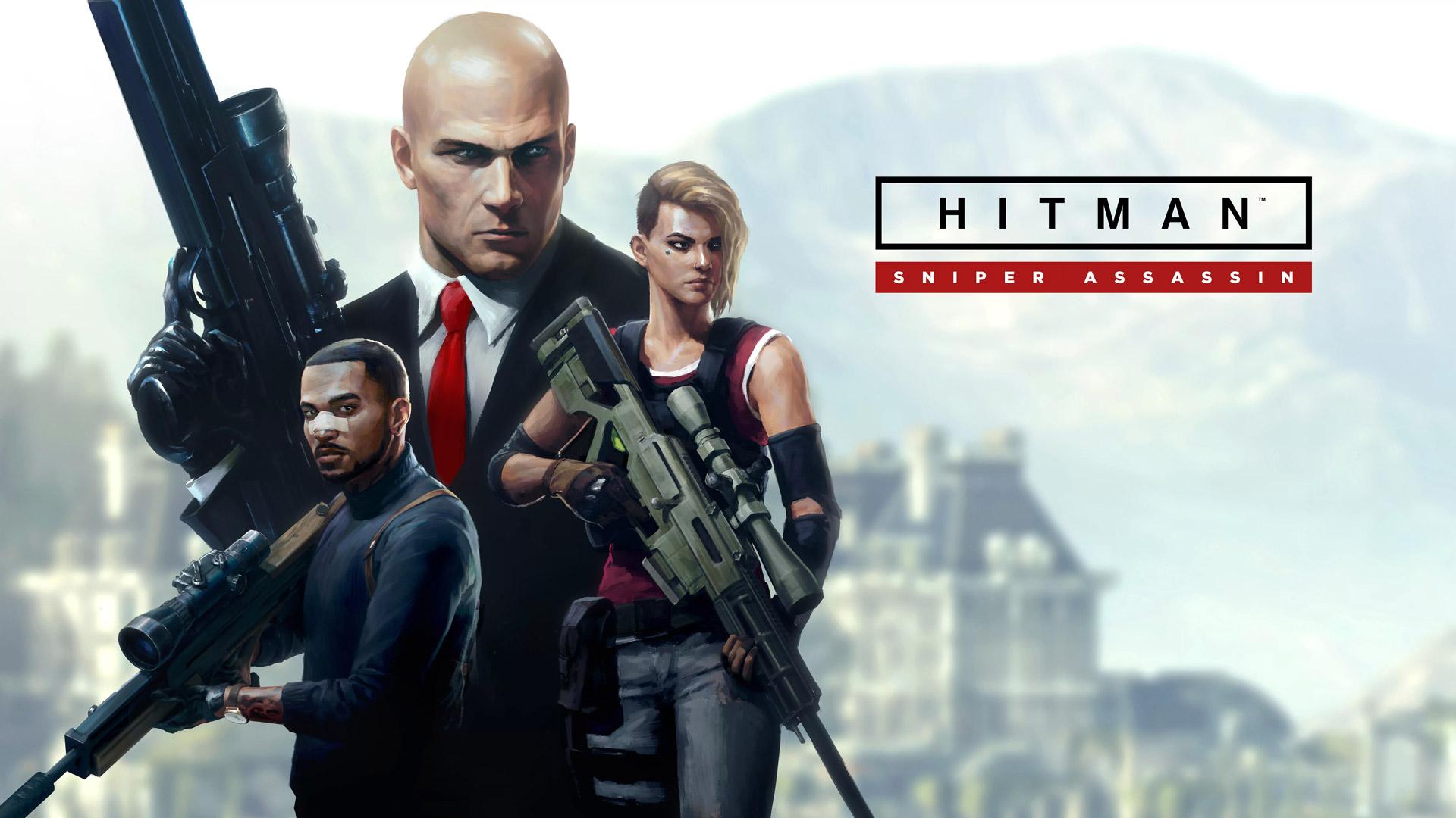 Hitman 2 Sniper DLC