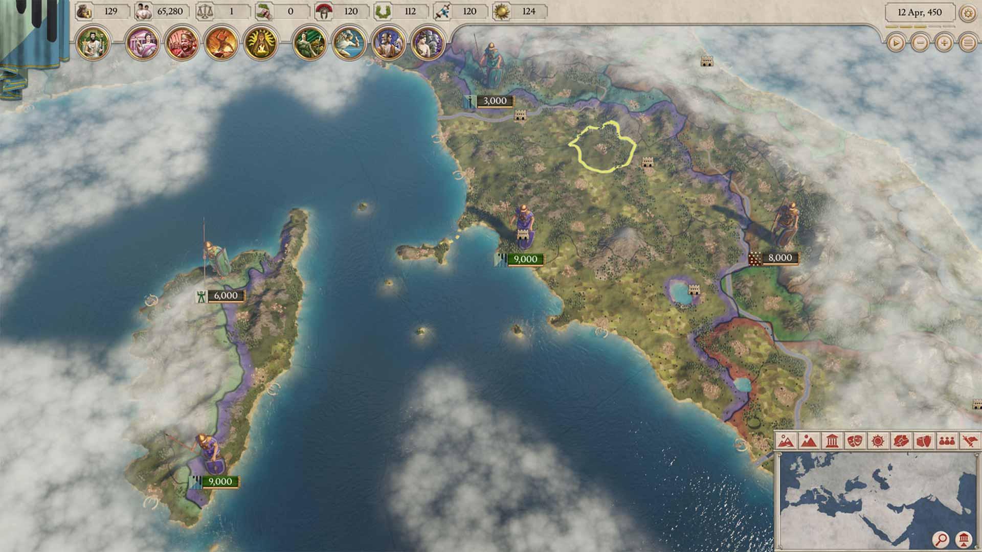 Imperator: Rome Screenshot 3