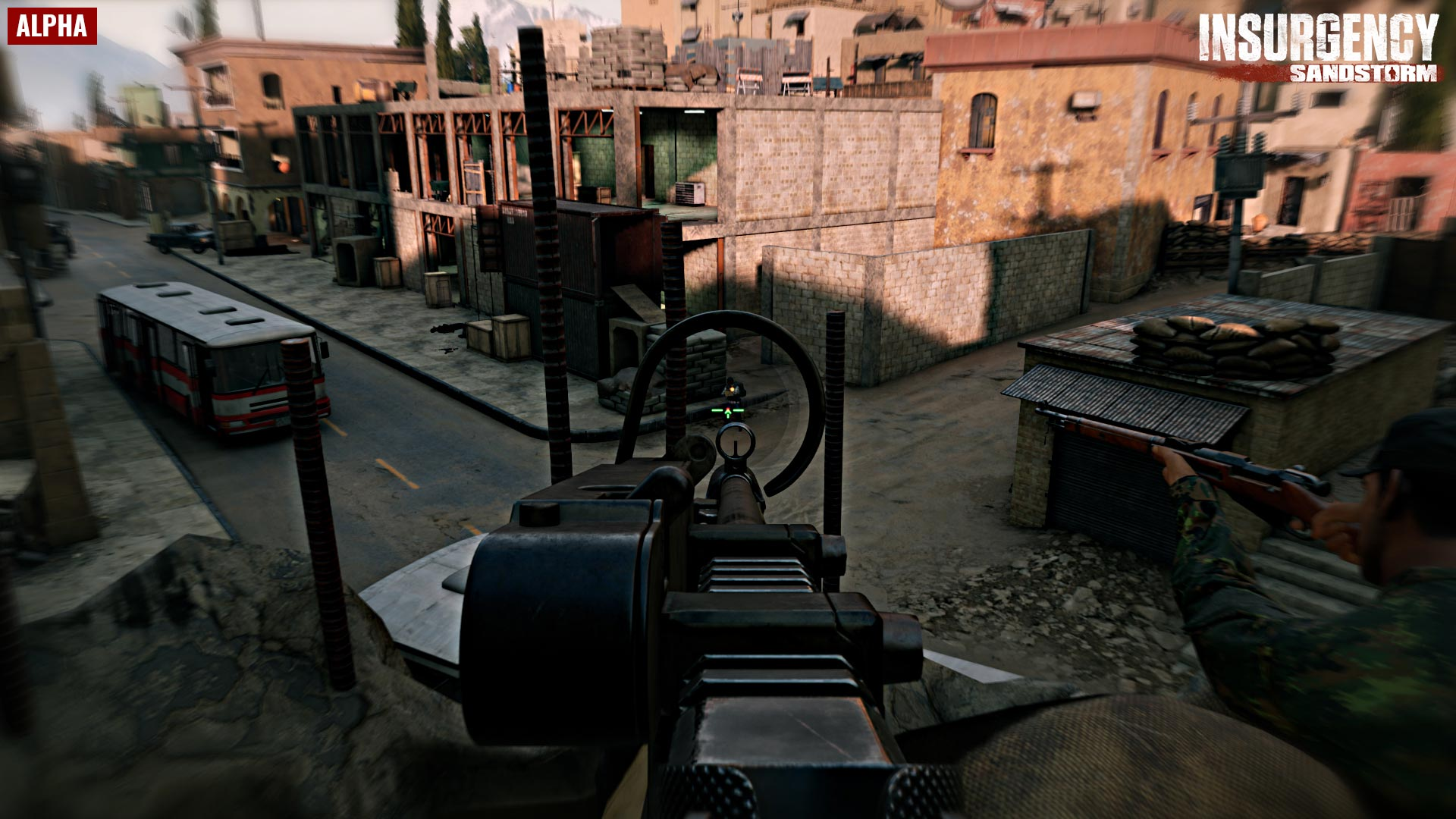 Insurgency: Sandstorm Gameplay