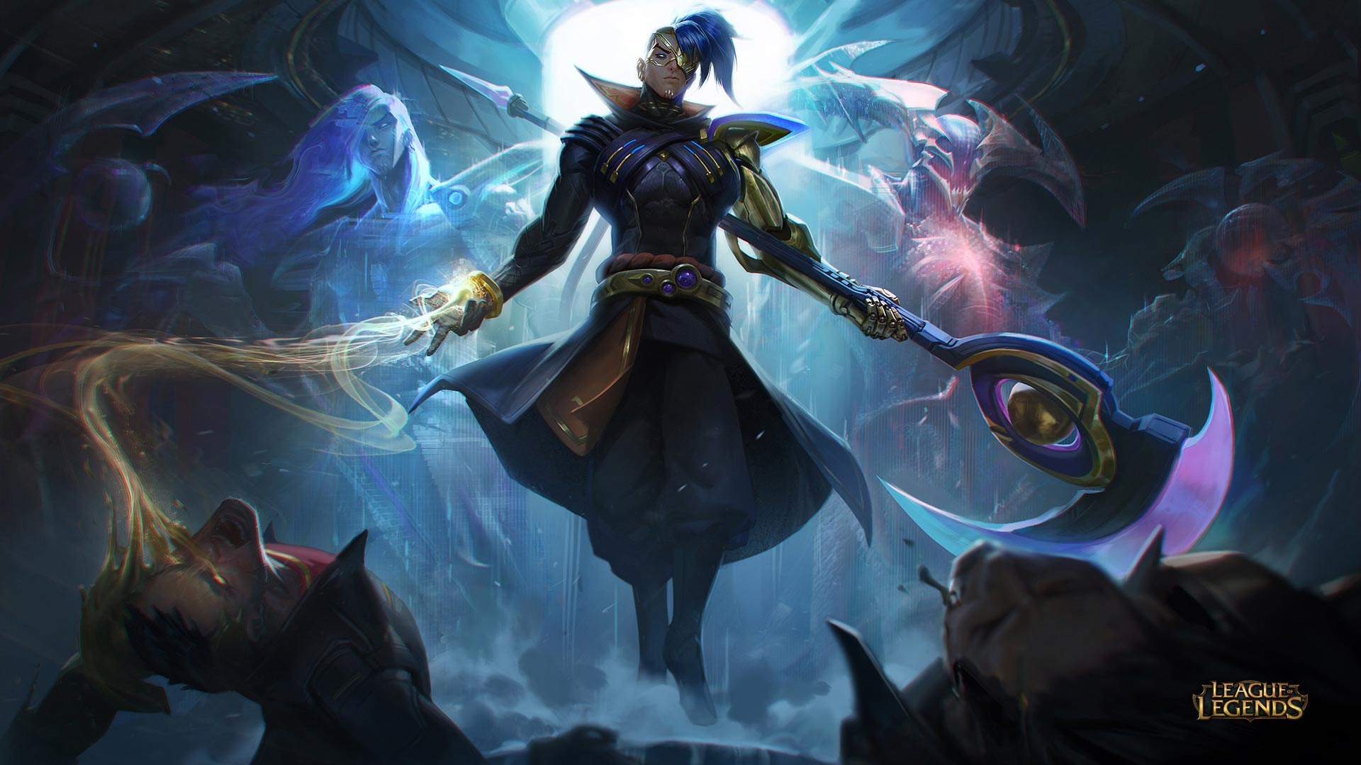 New skin for Kayn in League of Legends: Odyssey Extraction