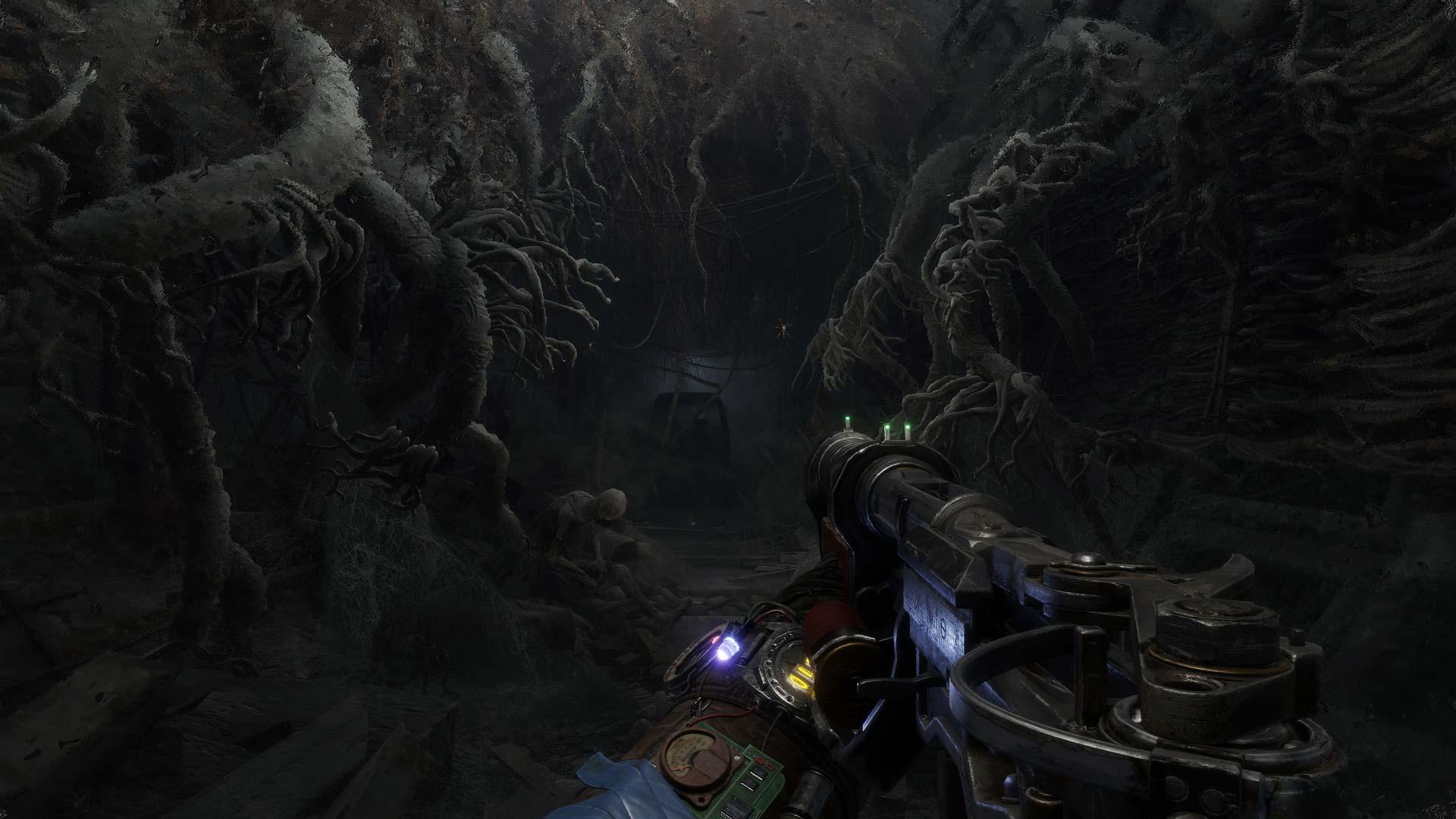 Metro: Exodus Gun