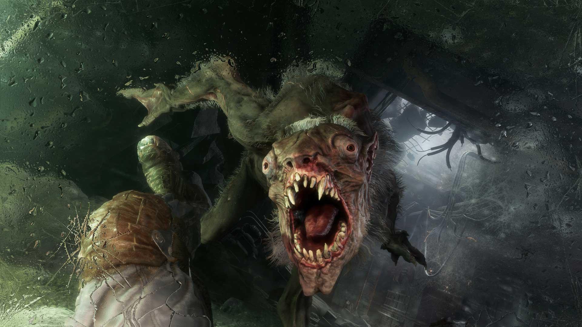 Metro: Exodus Monster