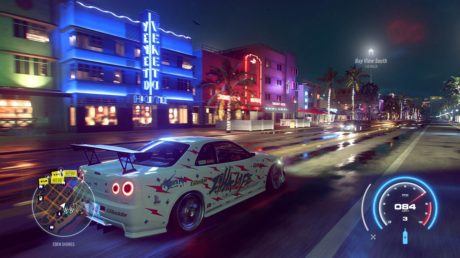 Need for Speed Heat Visuals