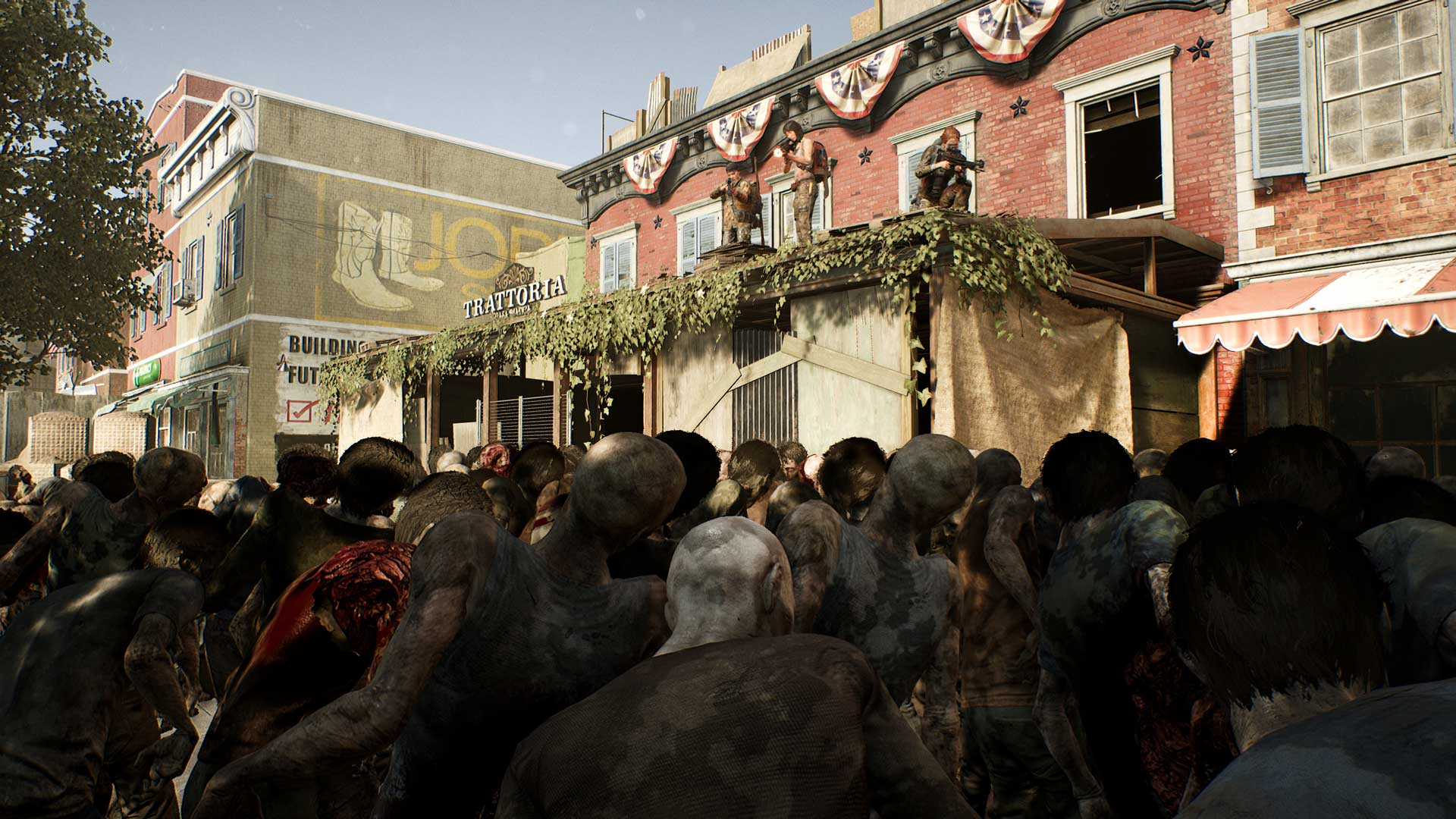 Watch out for the zombies in Overkill's The Walking Dead.