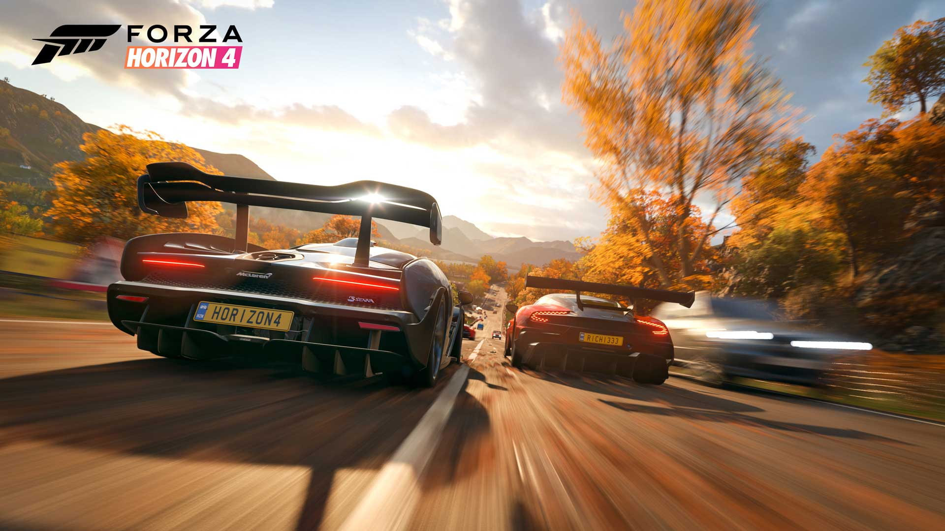 Place 2 out of 10: Forza Horizon 4