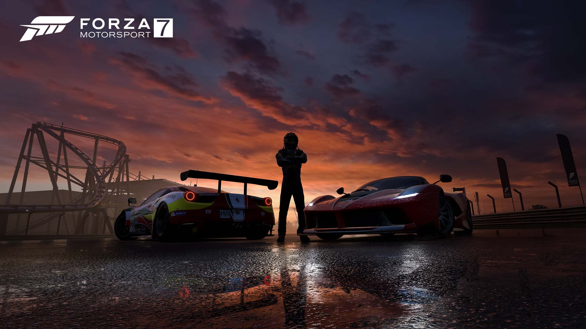 Place 5 out of 10: Forza Motorsport 7
