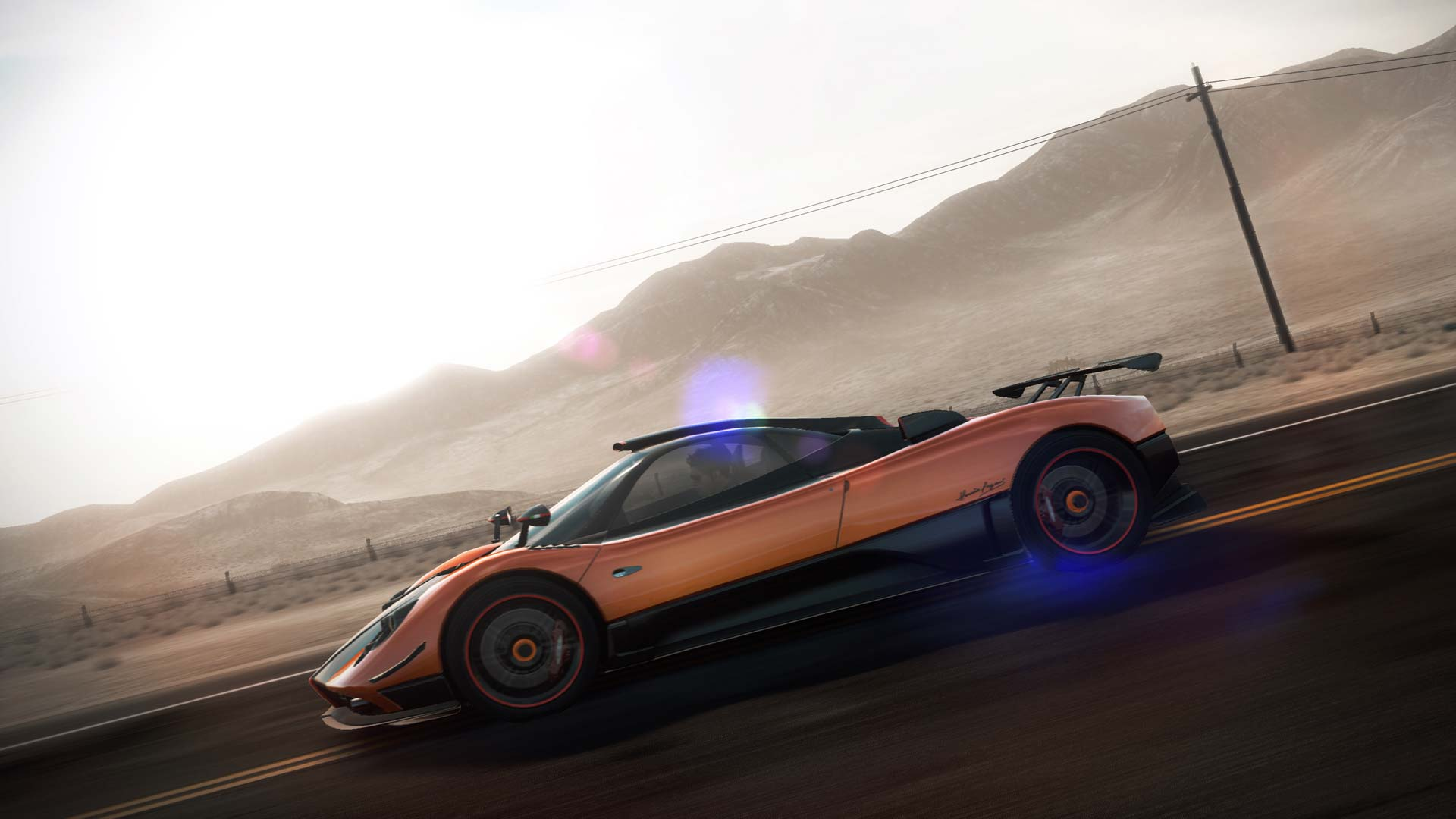Place 4 out of 10: Need for Speed: Hot Pursuit