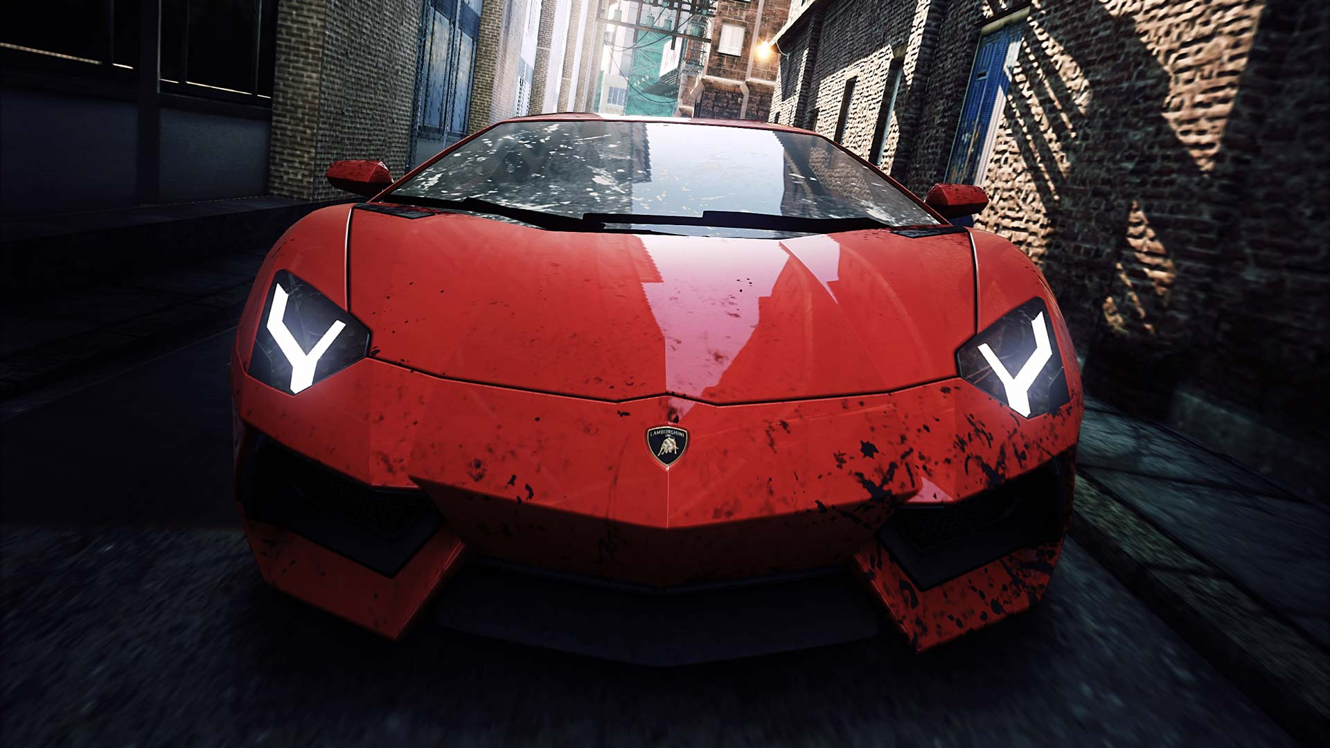 Place 3 out of 10: Need for Speed: Most Wanted