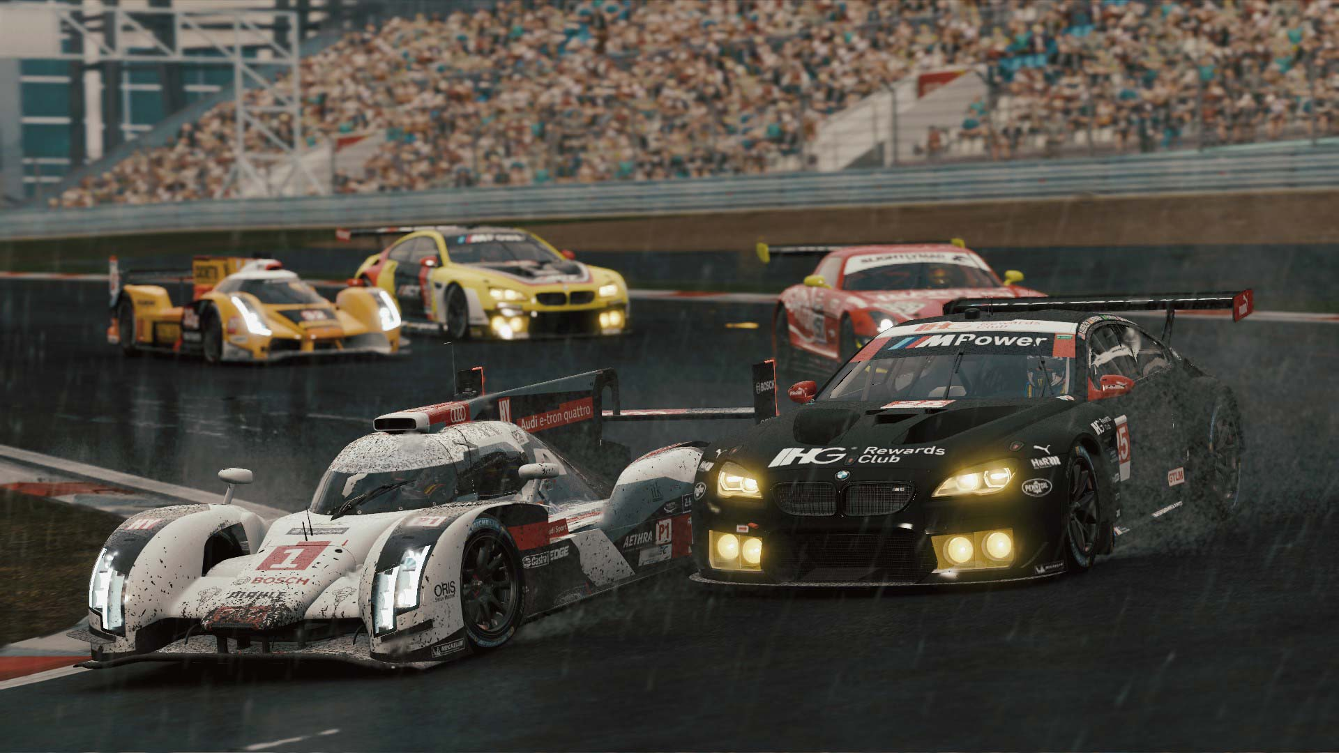 Place 7 out of 10: Project Cars 2