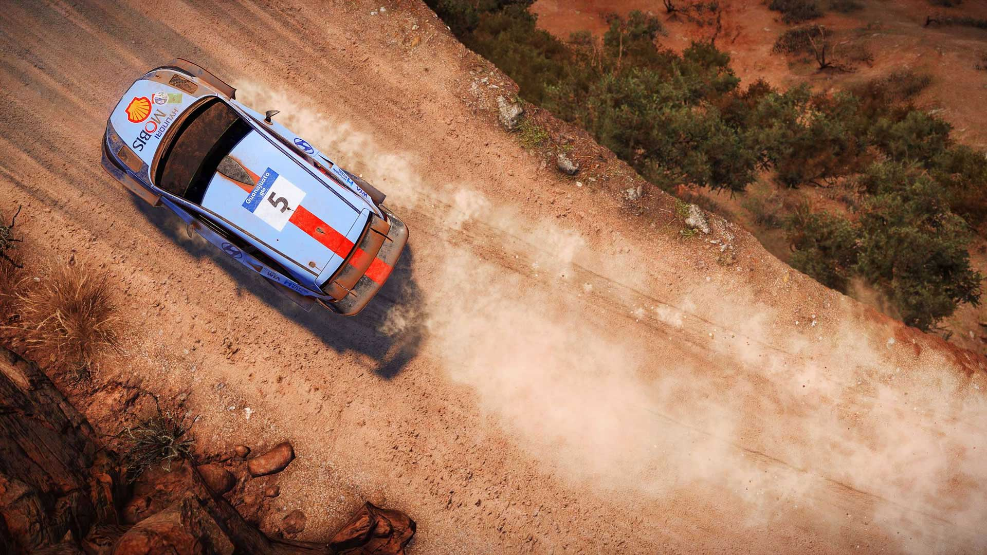 Place 6 out of 10: WRC 7