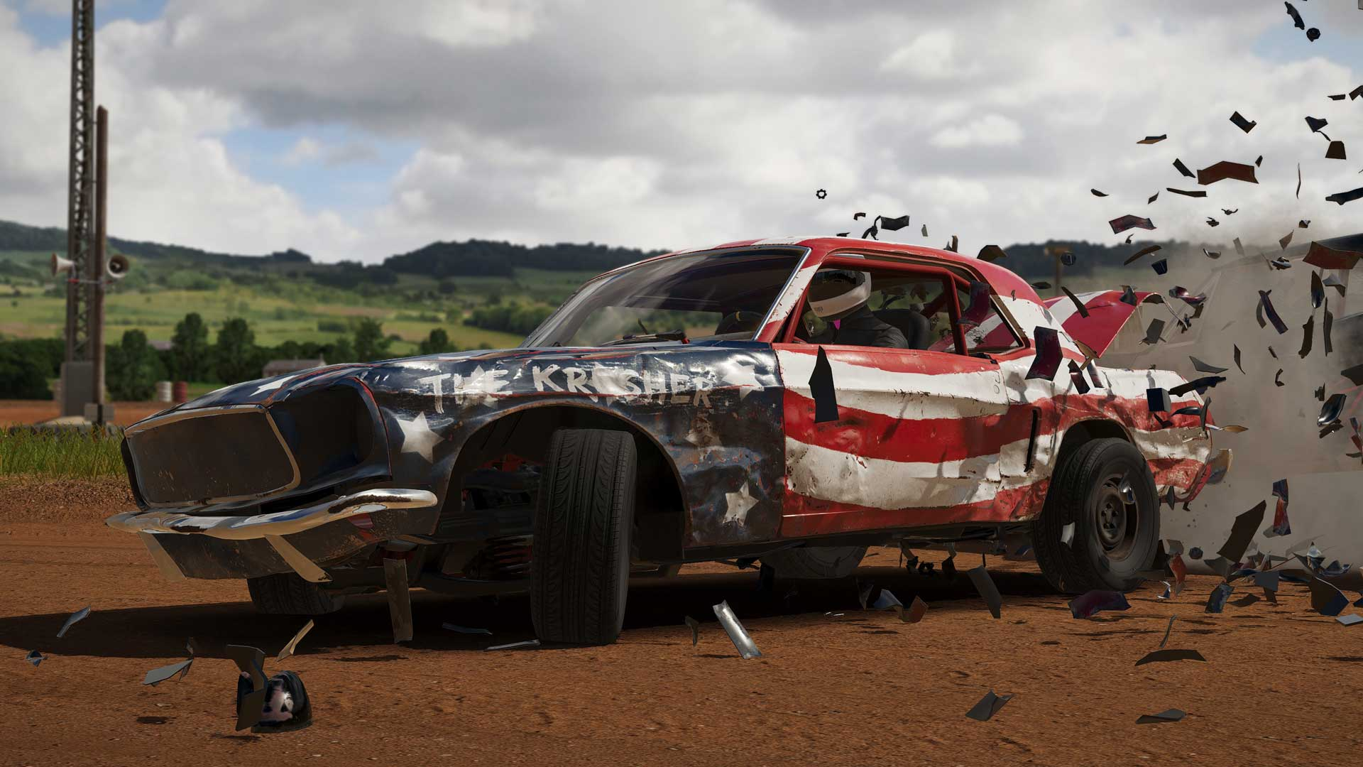 Place 10 out of 10: Wreckfest