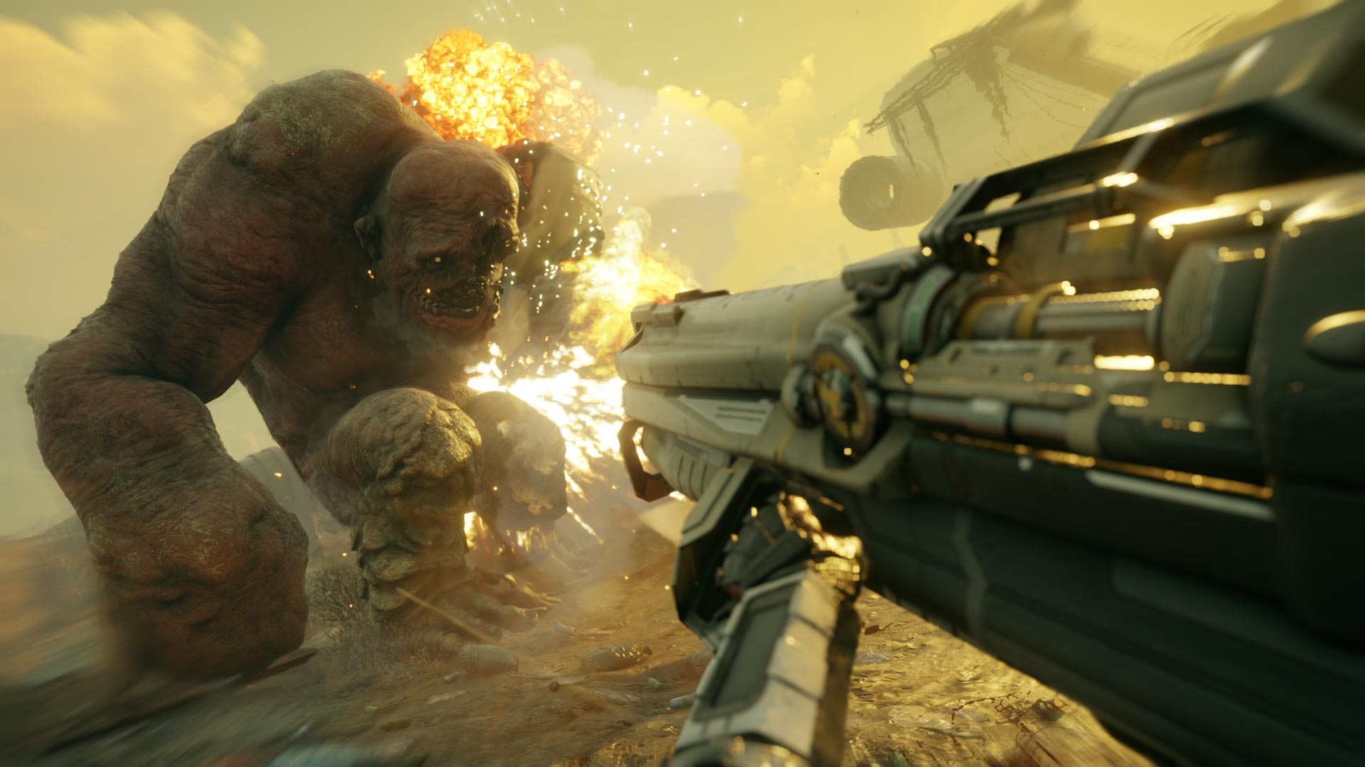A Crusher in Rage 2