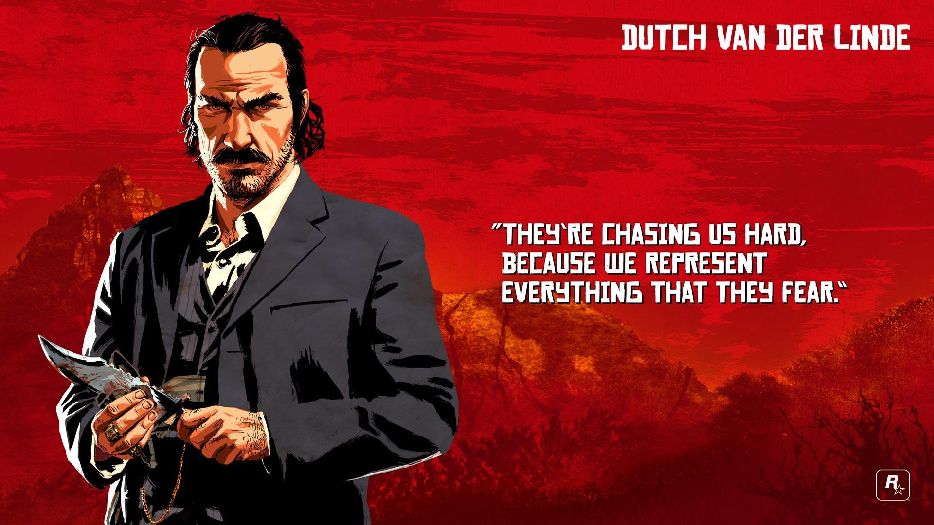 Read Dead Redemption 2: Dutch van der Linde