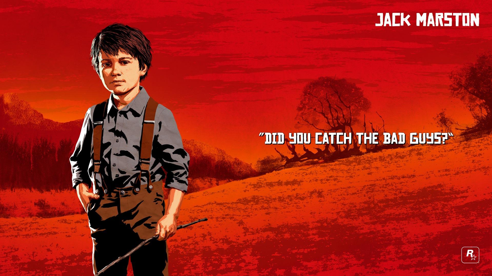 Read Dead Redemption 2: Jack Marston