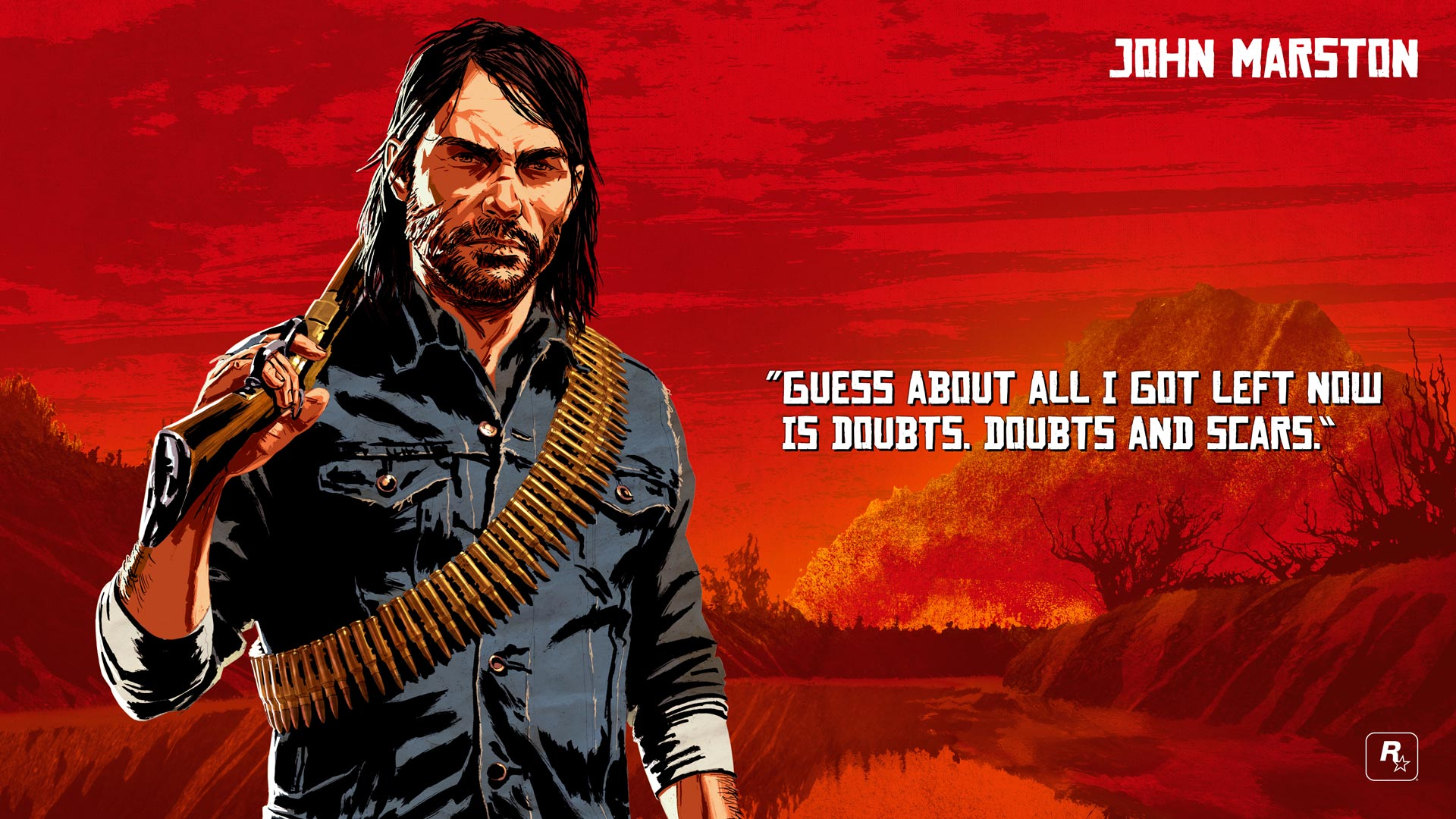 Read Dead Redemption 2: John Marston