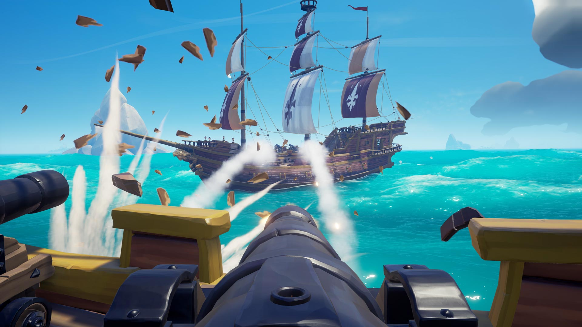 Sea of Thieves Combat