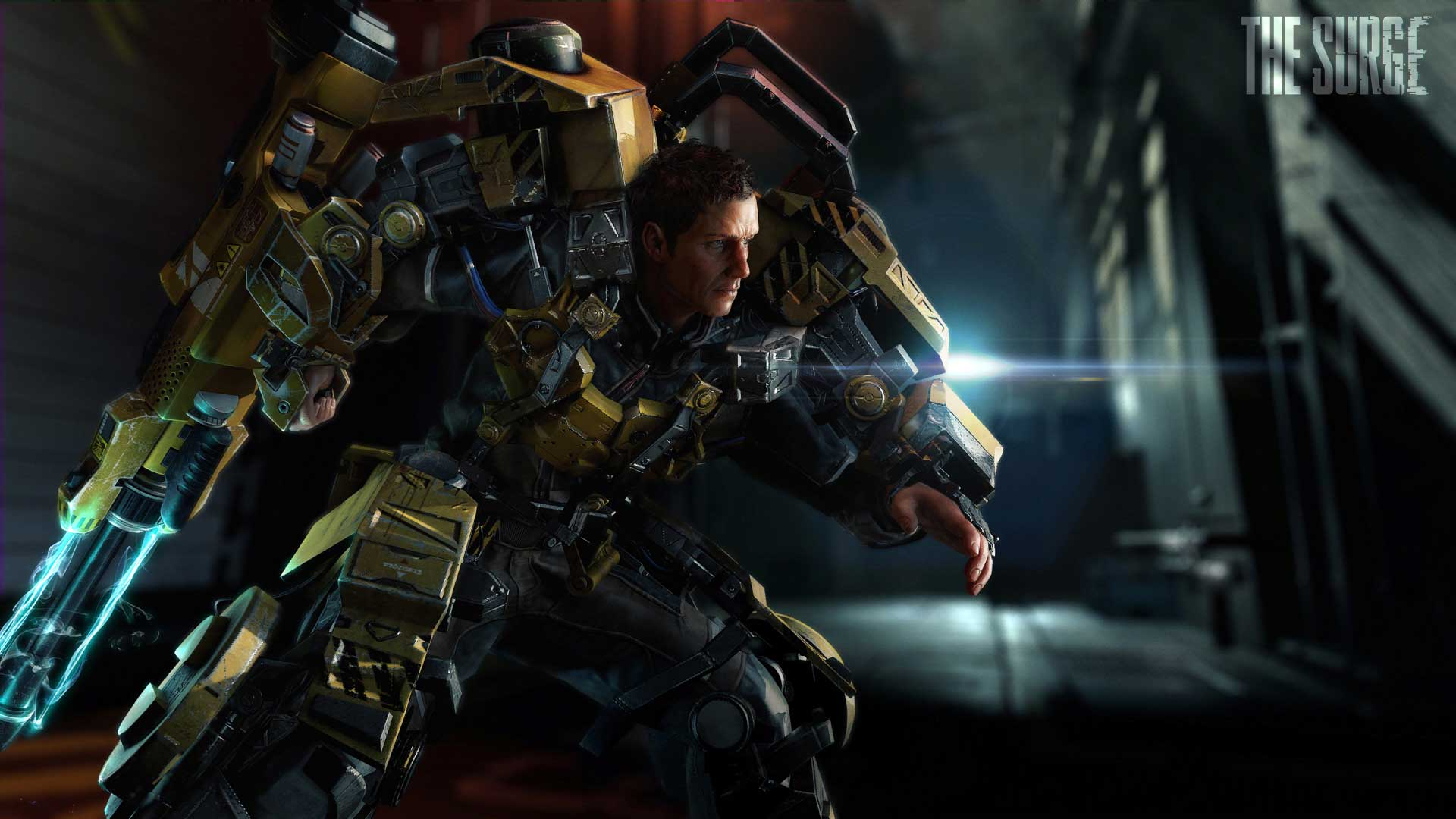The Surge 2 screenshot