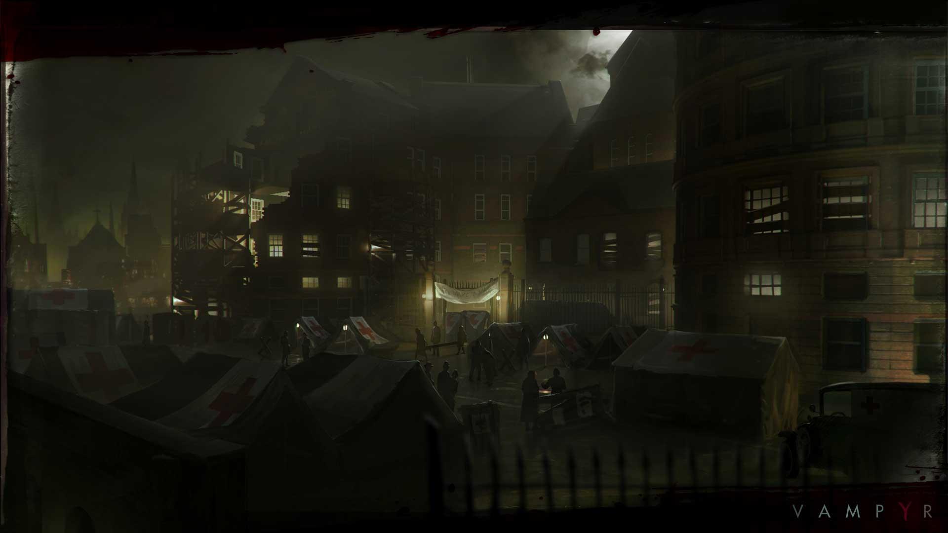Vampyr Trailer Image