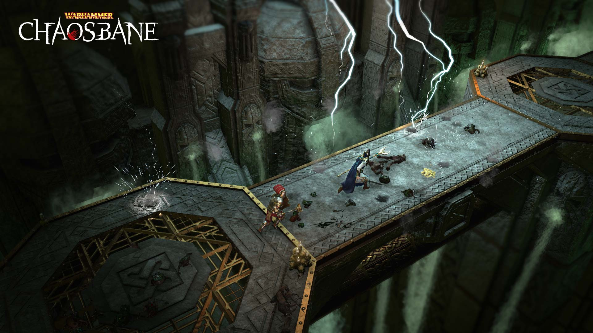 Warhammer: Chaosbane Screenshot of gameplay