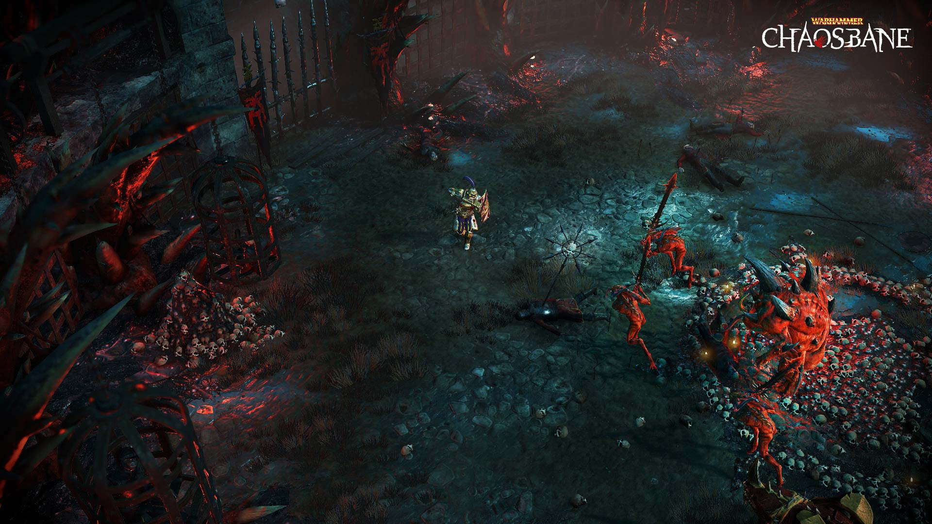 Warhammer: Chaosbane Screenshot