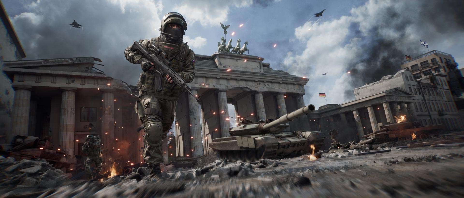 World War 3 Berlin