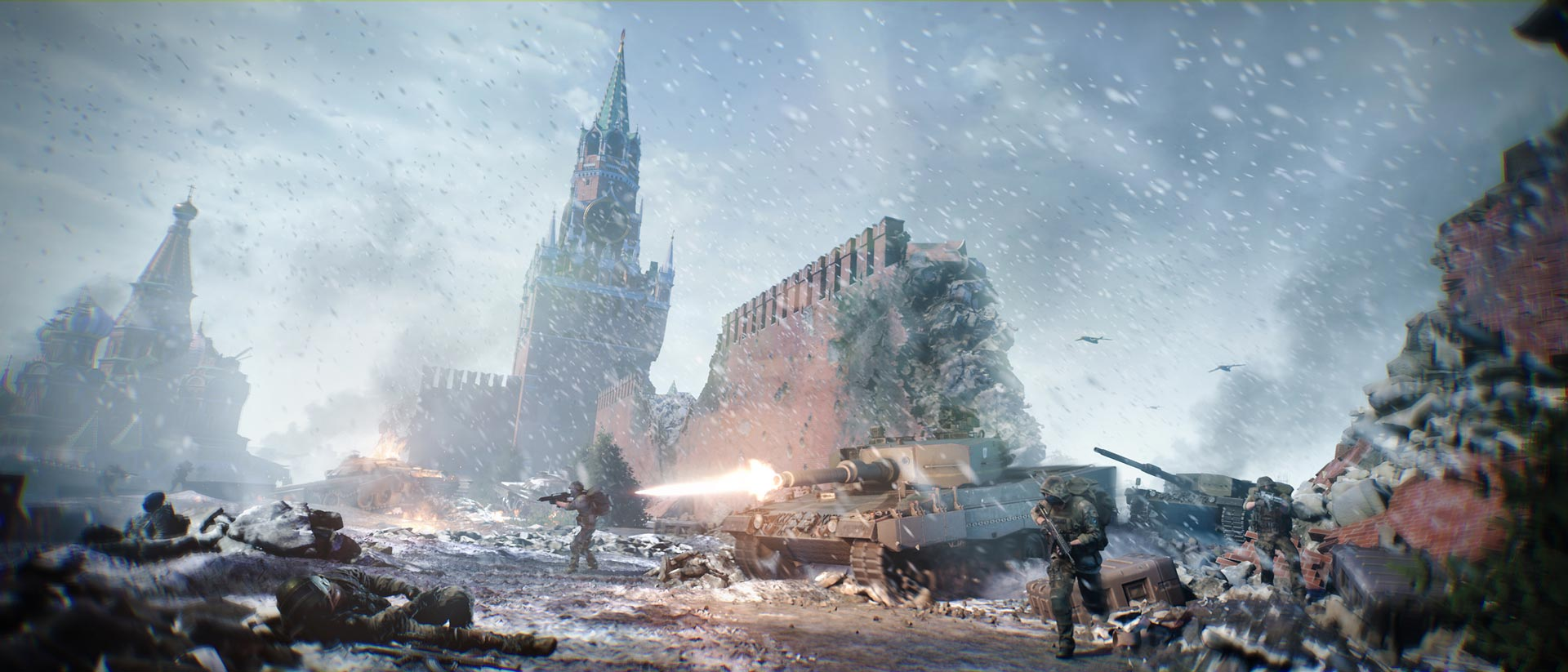 World War 3 Moscow