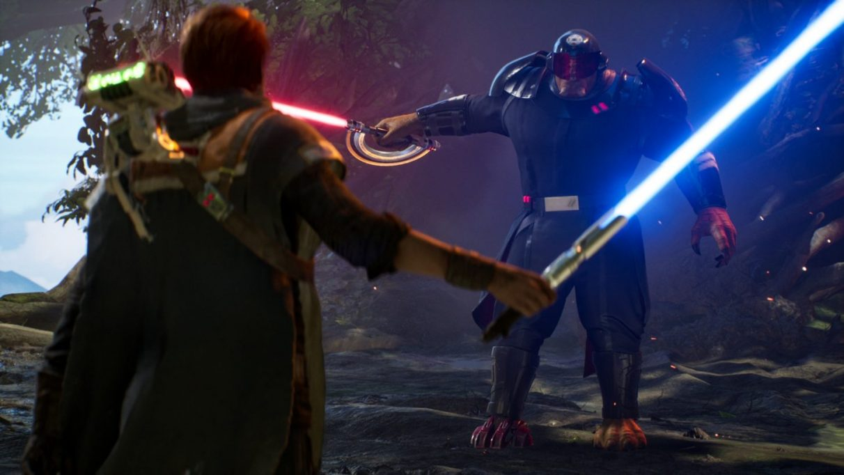 Star Wars Jedi Fallen Order - Difficulty