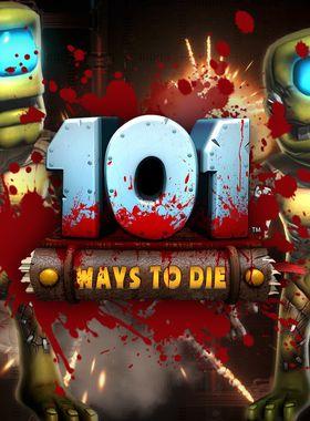 101 Ways To Die Key Art