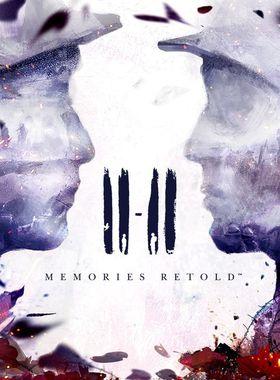 11-11: Memories Retold Key Art